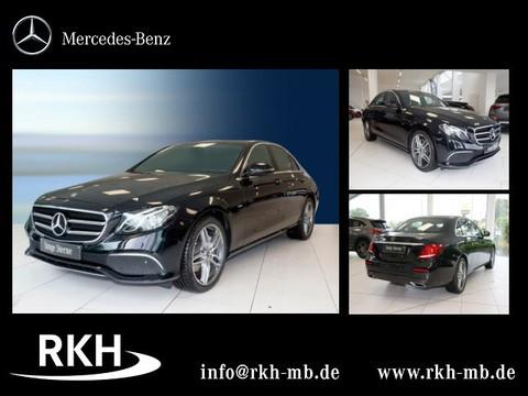 Mercedes-Benz E 200 Limousine Avantgarde Sport