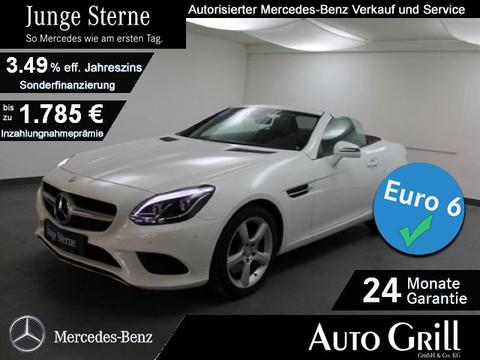 Mercedes SLC 200 1785EUR