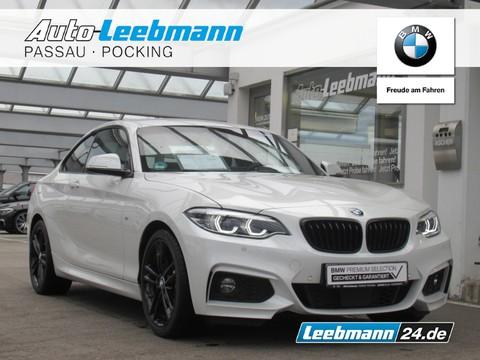 BMW 220 1.5 d Coupé M-Sportpaket UPE 520
