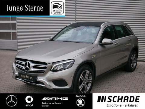 Mercedes-Benz GLC 250 Business Paket Off-Road