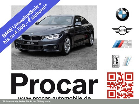 BMW 420 Gran Coupe D M Sport 719Euro o Anzahlung