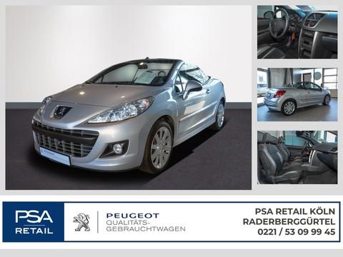 Peugeot 207 CC Allure 120 VTI Automatik
