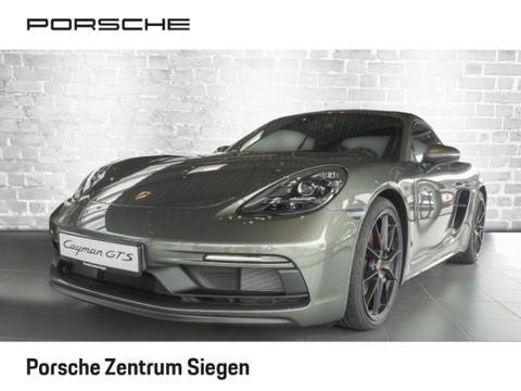 Porsche Cayman 4.0 718 GTS