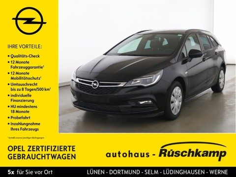 Opel Astra 1.0 K Sports Tourer Business Turbo Touch Allwetter