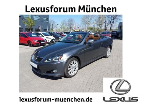 Lexus IS 250 C Luxury Line Big Deal 5nJ