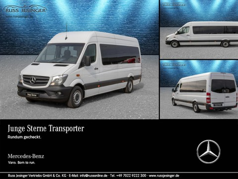 Mercedes-Benz Sprinter 316 Maxi