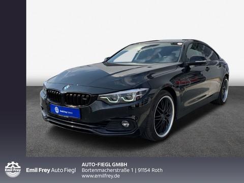 BMW 430 d Gran Coupe Sport