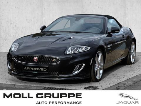 Jaguar XKR 5.0 V8 PERFORMANCE INTERIEUR
