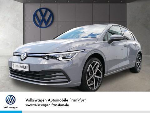 Volkswagen Golf 1.5 TSI VIII Life FrontAssist Golf 1 5 Life BT110 TSIM6F
