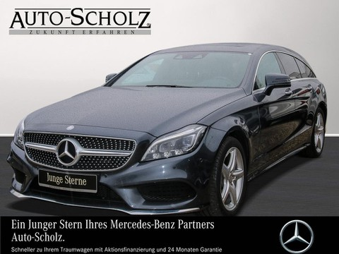 Mercedes CLS 350 Shooting Brake 4MA AMG MULTIBE