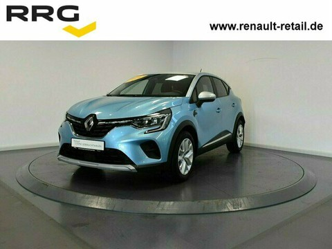 Renault Captur 1.3 II TCe 130 Experience Si