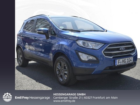 Ford EcoSport 1.0 EcoBoost COOL&CONNECT 92ürig