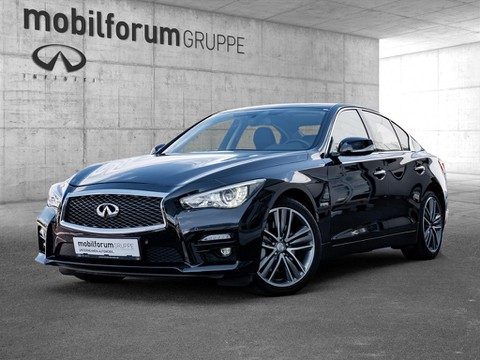 Infiniti Q50 2.9 S Hybrid V6 AWD 7AT Sport Tech EFF