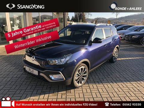 Ssangyong XLV 1.6 e-XGi Forward entry start