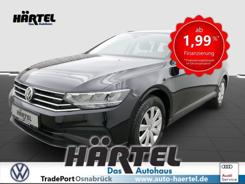 Volkswagen Passat Variant TDI ( RADAR AUTO