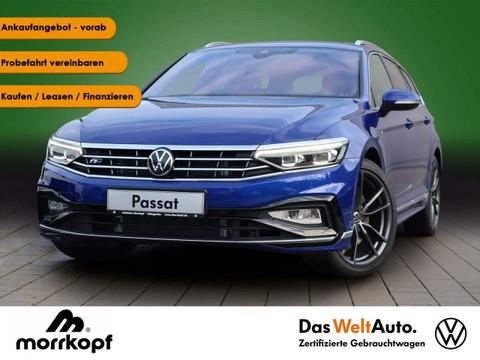 Volkswagen Passat Variant 2.0 TSI R-Line