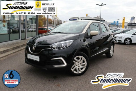 Renault Captur TCe 90 LIMITED Energy Start & Stop