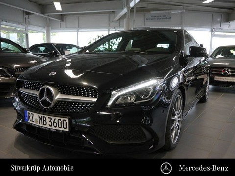 Mercedes CLA 180 Shooting Brake AMG