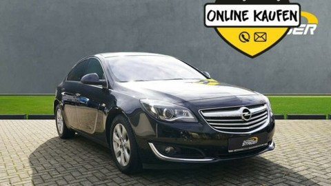 Opel Insignia 2.0 Business Innovation Sitze