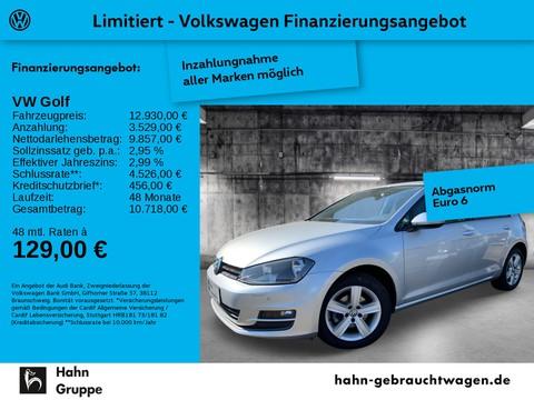 Volkswagen Golf 1.2 TSI Comf Einpark