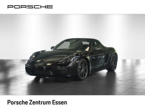 Porsche Boxster 718 T ückfahrkamera