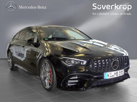 Mercedes-Benz CLA 45 AMG S Shooting Brake NIGHT