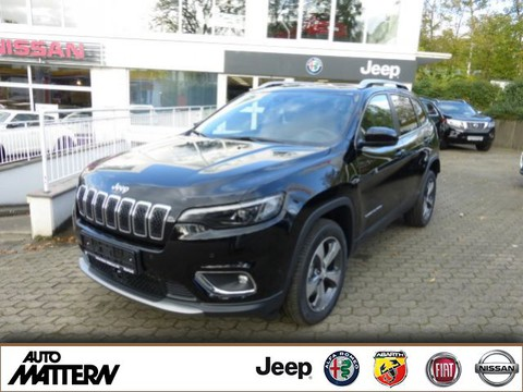 Jeep Cherokee Limited E6D Winter & Luxus Paket