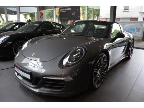 Porsche 991 Targa 4S Leist Steig Adap Sp Sitz Sitzbel
