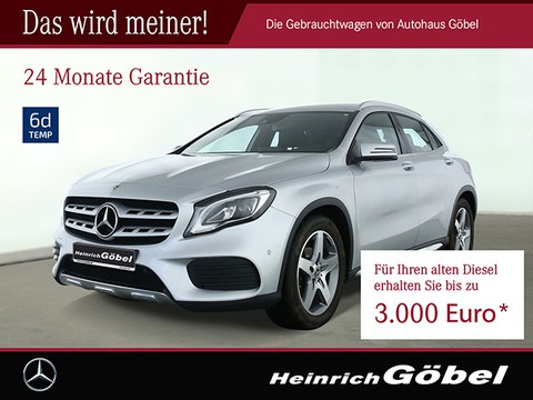 Mercedes-Benz GLA 200 AMG-LINE SPIEGEL-PA