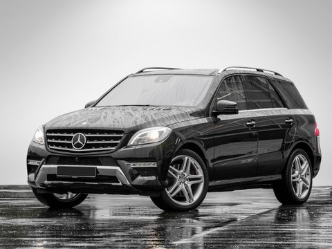 Mercedes-Benz ML 500 AMG-Sport HK TV Memo