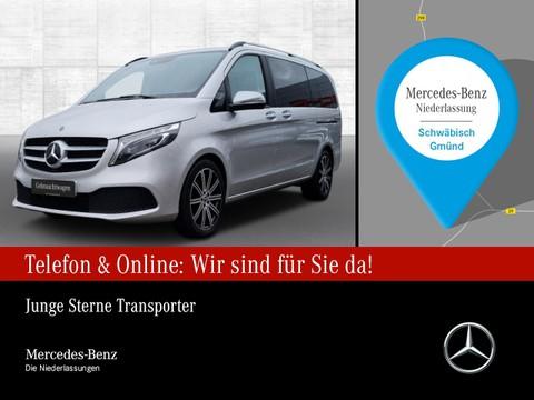 Mercedes-Benz V 250 d EDITION Lang 6d