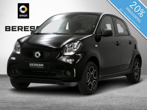 smart ForFour passion Cool u Audio