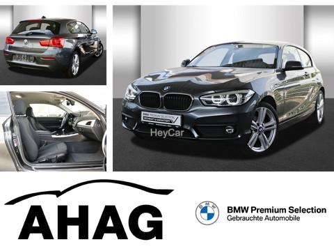 BMW 118 i Advantage Vorn Lederlenkrad