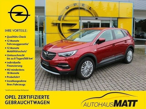 Opel Grandland X 1.6 T Hybrid Innovation - BAFA-FÄHIG
