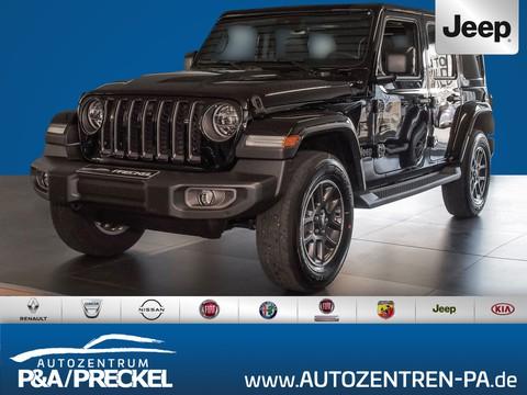 Jeep Wrangler Unlimited 80th Anniversary Editon