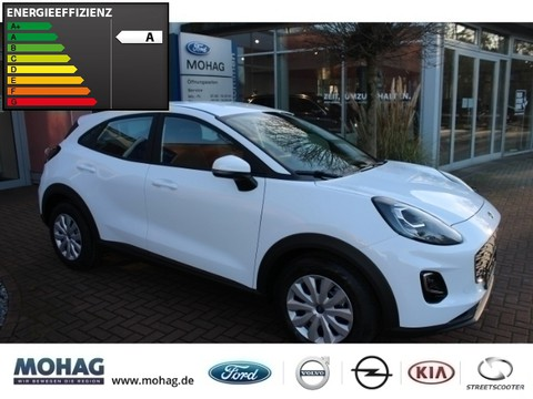 Ford Puma Cool & Connect beheizbare Frontscheibe