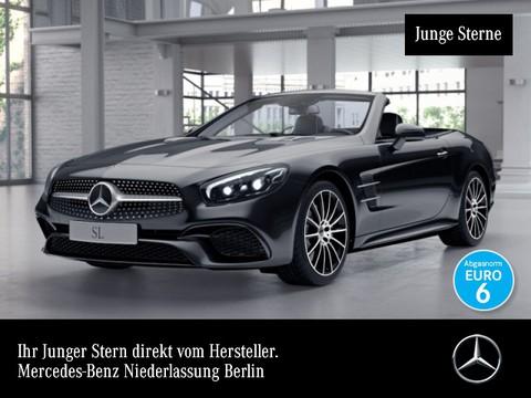 Mercedes-Benz SL 500 AMG Sitzklima