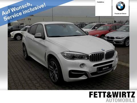 BMW X6 M50 d M-Sport 2