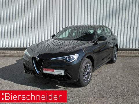 Alfa Romeo Stelvio 2.0 Turbo Super August