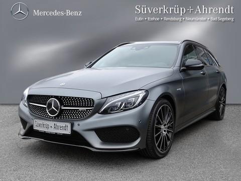 Mercedes C 43 AMG Night Dist Perf-Sitz Perf Sitze