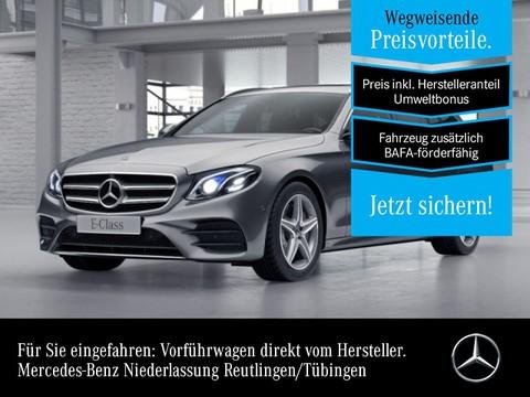 Mercedes-Benz E 300 de T AMG °
