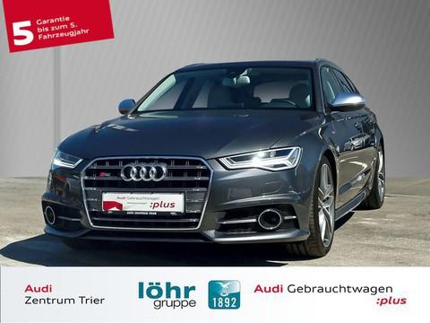 Audi S6 Avant Assistenzpaket