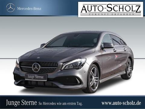 Mercedes CLA 220 d Shooting Brake AMG