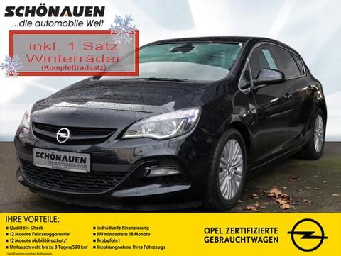 Opel Astra 1.6 T EXKLUSIV OPC-LINE BIX