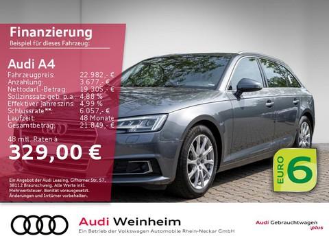 Audi A4 2.0 TDI Avant sport ultra