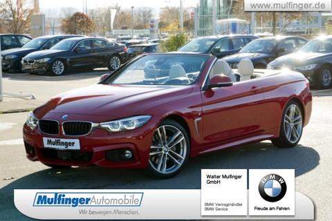 BMW 430 d Cabrio M Sport Surr-View