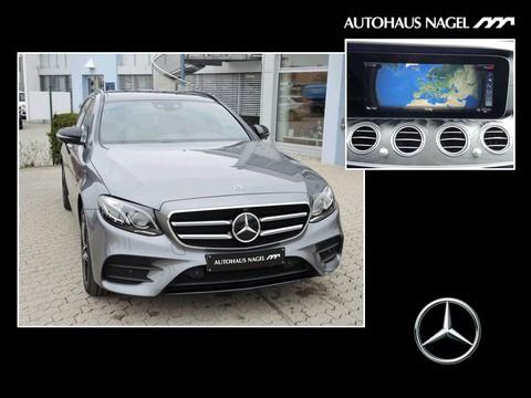 Mercedes E 300 de T AMG ° Nightp