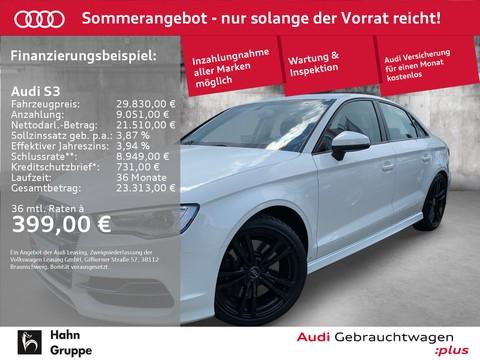 Audi S3 2.0 TFSI qu Limousine a