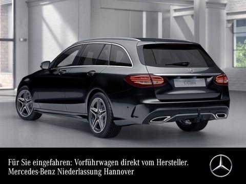 Mercedes-Benz C 220 d T AMG Spurhalt SpurPak