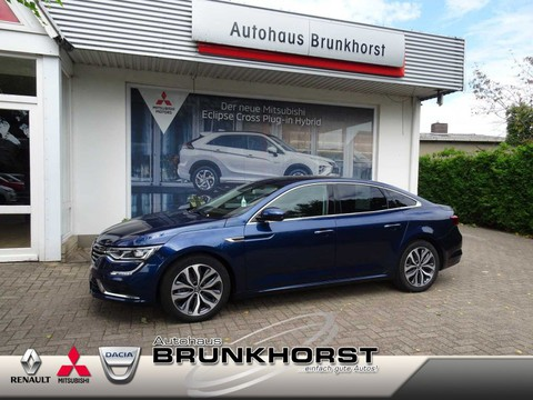 Renault Talisman BLUE dCi 200 Limited hinten 2-Zonen